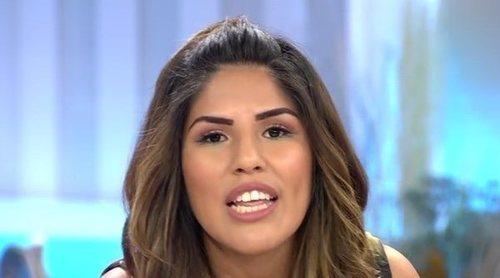 Chabelita Pantoja: 'Con mi hermano Kiko Rivera hablo, con Irene Rosales no tengo relación'