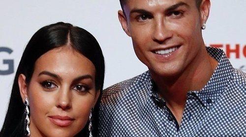 El viaje exprés de Cristiano Ronaldo con Georgina Rodríguez a España para recibir un premio muy especial