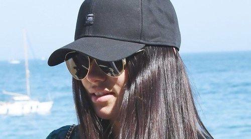 Adriana Lima y Novak Djokovic disfrutan de unos días soleados en las playas de Marbella