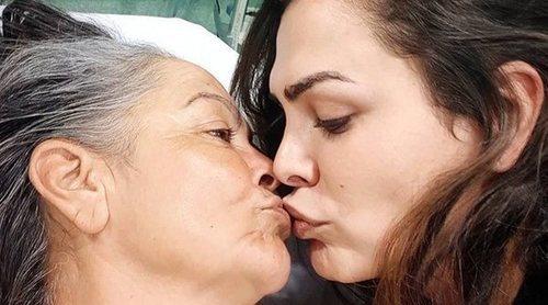 Amor Romeira denuncia públicamente a la sanidad canaria por el estado de salud de su madre