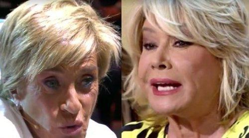 El duro reencuentro entre Chelo García Cortés y Mila Ximénez: 'Habéis hecho una entrevista que da vergüenza'
