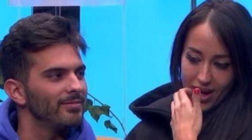 Aurah Ruiz y Suso se reencuentran en un bolo de Valencia: 'Él iba a su bola y yo a la mía'