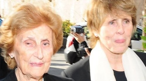 Muere la madre de Mercedes Milá al no lograr superar una enfermedad