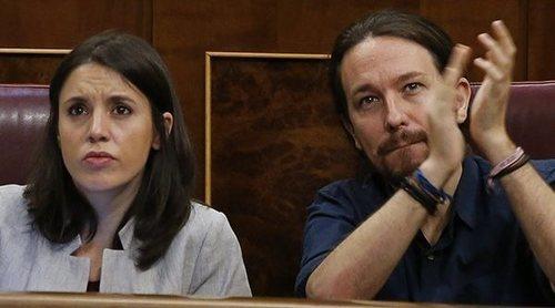 Irene Montero y Pablo Iglesias, padres de su tercera hija