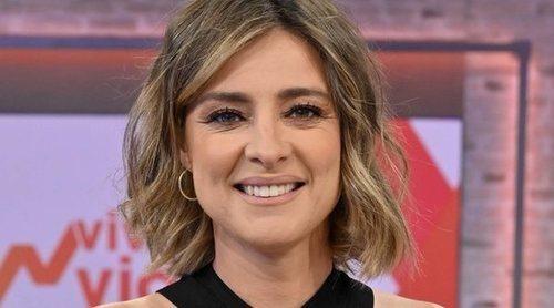 La bronca de Sandra Barneda a José Antonio Avilés por criticar a Terelu Campos en 'Viva la vida'