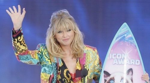 El emotivo mensaje de Taylor Swift para los adolescentes en los Teen Choice Awards 2019