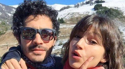 La explosiva felicitación de Chino Darín a Úrsula Corberó por su 30 cumpleaños
