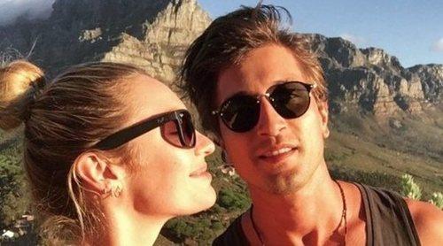 Candice Swanepoel confirma su ruptura con Hermann Nicoli, su prometido y padre de sus dos hijos