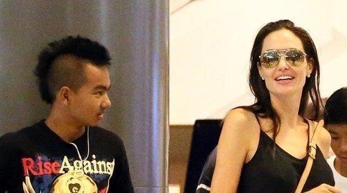 Maddox Jolie-Pitt, hijo mayor de Angelina Jolie y Brad Pitt, se muda a Corea del Sur