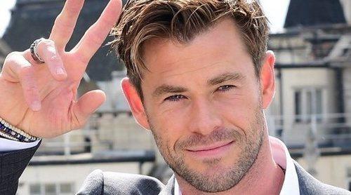 Chris Hemsworth se toma un descanso en su carrera como actor para pasar tiempo con su familia
