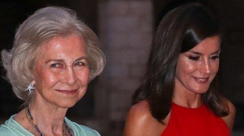 El Rey Felipe y la Reina Letizia consiguen récord de invitados en su tradicional recepción de La Almudaina