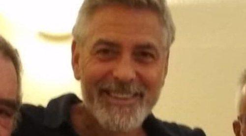 George Clooney, de incógnito disfrutando de la gastronomía de Tenerife