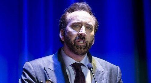 Nicolas Cage confiesa que llegó a buscar el Santo Grial durante años