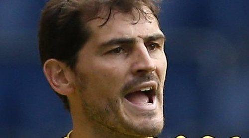 El Oporto inscribe a Iker Casillas en la liga portuguesa como jugador y confía en su plena recuperación