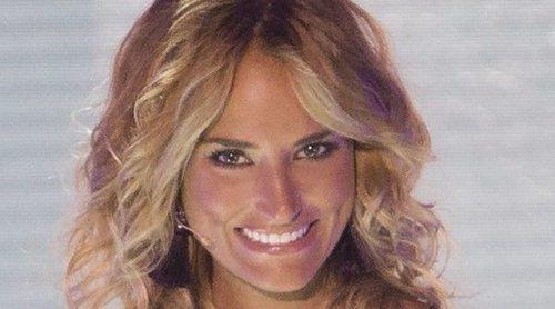 Alba Carrillo se desnuda por completo: