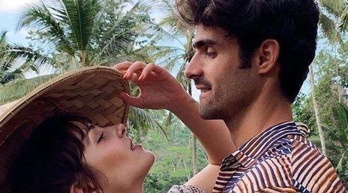 Andrea Duro y Juan Betancourt, pura pasión en sus primeras vacaciones juntos en Bali