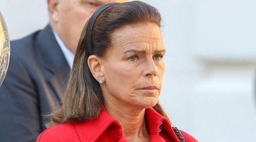 Estefanía de Mónaco revela detalles de la boda de su hijo Louis Ducruet y la sorpresa que dio a los novios