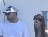 Leonardo Dicaprio y Camila Morrone, románticas y divertidas vacaciones a bordo de un yate en Italia