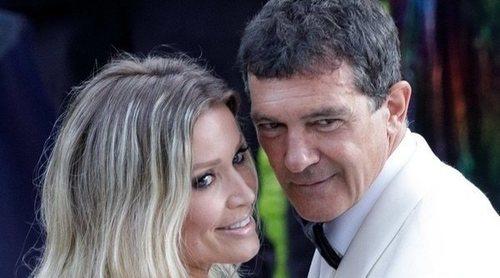 La cariñosa y romántica felicitación de Nicole Kimpel a Antonio Banderas
