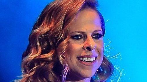 Pastora Soler anuncia que está embarazada de su segundo hijo en su concierto de Jerez de la Frontera