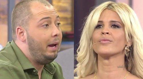 Ylenia Padilla y José Antonio Avilés tienen un brutal enfrentamiento en 'Viva la vida' que termina en lágrimas
