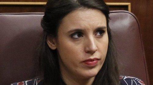 Se viraliza un vídeo de Pablo Iglesias mandando callar a Irene Montero
