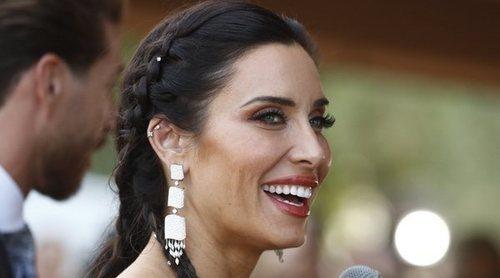 Pilar Rubio enseña una de las felicitaciones más especiales y emocionantes de su boda, la del grupo Scorpions