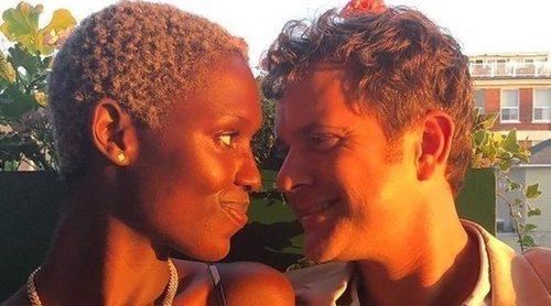 La romántica foto con la que Joshua Jackson y Jodie Turner-Smith han confirmado su romance