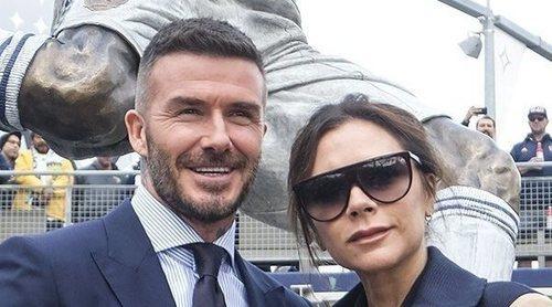 Así están siendo las vacaciones de David y Victoria Beckham con sus hijos en Italia