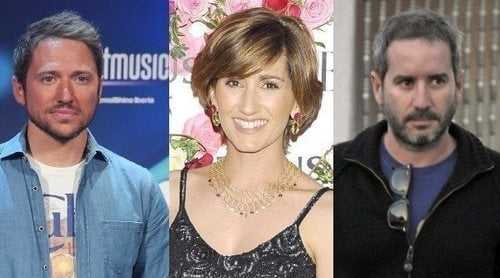 Así son y así se llevan Jacobo, Alejandra y Manuel Martos, los tres hijos de Raphael y Natalia Figueroa
