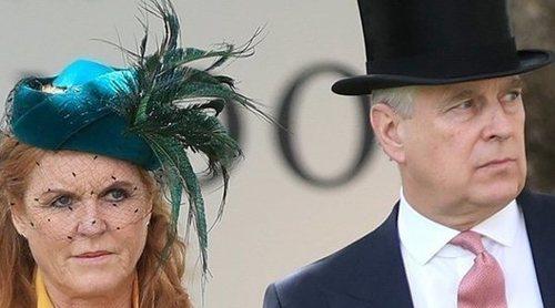 Sarah Ferguson y el Príncipe Andrés dejan Balmoral para disfrutar juntos de Sotogrande