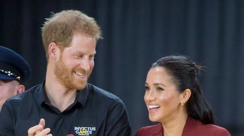 La contaminante llegada del Príncipe Harry y Meghan Markle con Archie a Niza