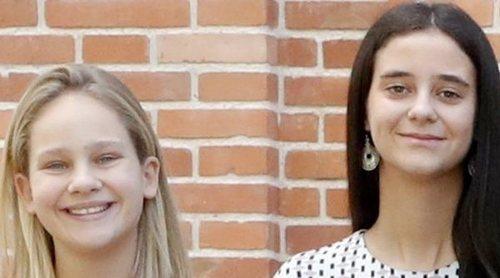 La complicidad de Victoria Federica e Irene Urdangarin en su paseo por Madrid con anécdota incluida