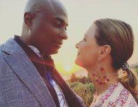"""La declaración de amor de Shaman Durek a Marta Luisa de Noruega: """"Estoy viviendo un cuento de hadas"""""""