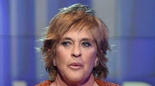 Chelo García Cortés da detalles de su operación: 'Se ha necrosado la herida y me tienen que hacer un injerto'