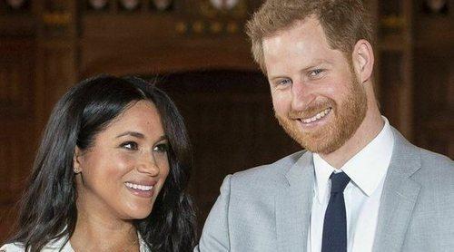 El Príncipe Harry y Meghan Markle por fin han encontrado a la niñera perfecta para su hijo Archie Harrison