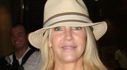 Heather Locklear acaba en un psiquiátrico para evitar ir a la cárcel