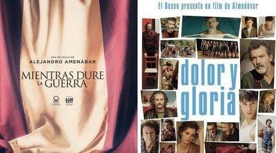 'Buñuel', 'Dolor y Gloria', y 'Mientras dure la guerra', preseleccionadas para los Premios Oscar 2020