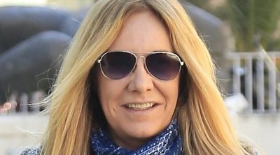 Belén Rodríguez se derrumba al confesar en 'Sálvame' que no se habla con las Campos
