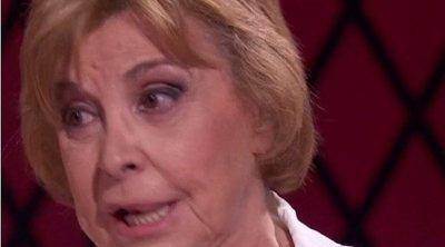 María Luisa Merlo se sincera sobre su matrimonio con Carlos Larrañaga: 'Fue como una guerra civil'