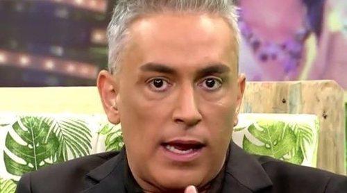 Kiko Hernández ataca a María Jesús Ruiz: 'Has sido una desagradecida con este programa y con nosotros'