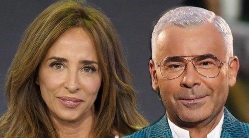 Jorge Javier Vázquez y María Patiño: una amistad de más de dos décadas