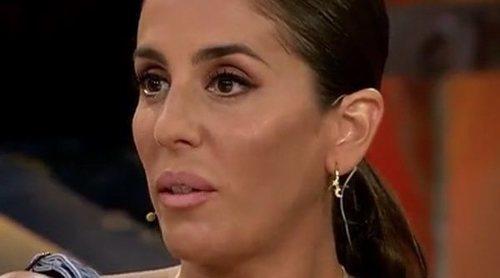 Anabel Pantoja abandona el plató de 'Sálvame' muy molesta con sus compañeros:
