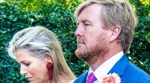 La Familia Real de Holanda da el último adiós a la Princesa Cristina