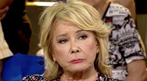 Mila Ximénez, tras sus declaraciones sobre Alejandra Rubio: 'Mi relación con Terelu Campos se ha roto'