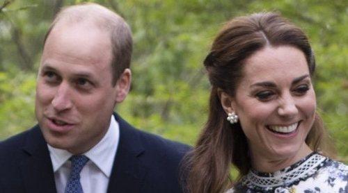 Guillermo de Inglaterra y Kate Middleton viajan hasta Escocia en un vuelo 'low cost'
