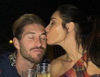 Sergio Ramos y Pilar Rubio celebran su séptimo aniversario con una romántica cena bajo la luz de las estrellas