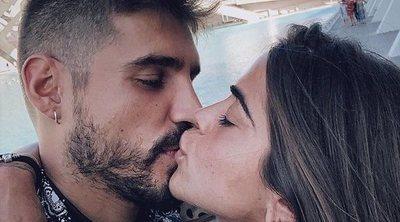 Fabio Colloricchio celebra el primer mes de relación 'real' con Violeta Mangriñán: 'Gracias por amarme'