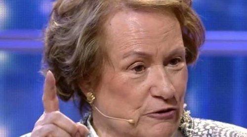 La abuela de Omar Montes se recupera tras ser intervenida de un cáncer de mama