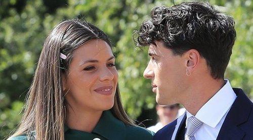 La posible ruptura de Laura Matamoros y Daniel Illescas tras su gran bronca en la boda de María Pombo